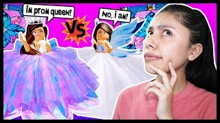 WHO WILL BECOME PROM QUEEN? - Roblox Roleplay - Royale High (UPDATE)