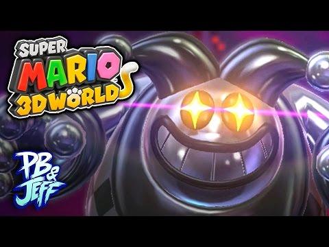 MOTLEY BOSSBLOB! - Super Mario 3D World | Wii U (Part 23)