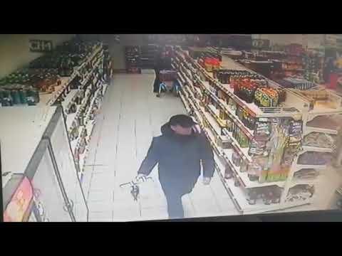 Забыл про камеры видеонаблюдения: оренбуржец похитил из магазина алкоголь