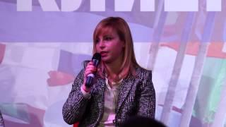 Ольга Фрусевич, финансовый директор UMG, на Trade Hub Forum (UMG)