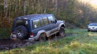 preview picture of video 'CAMP 4x4 Off Road Galloper Frontera Trooper Świętokrzyskie'