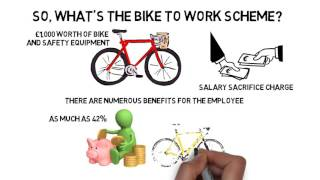 Riding Your Bike To Work -Have You Considered The Cycle To Work Scheme?