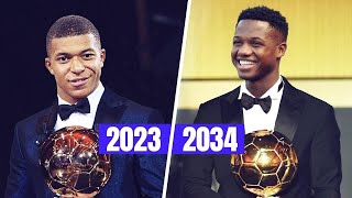 The 15 next players to win the Ballon d'Or according to FIFA 21 | Oh My Goal