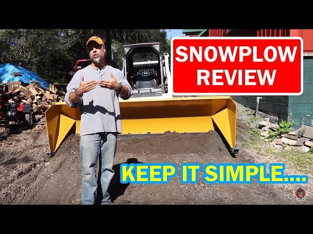 Stanley Dirt Monkey - Fusion Edge Sno Pusher Review