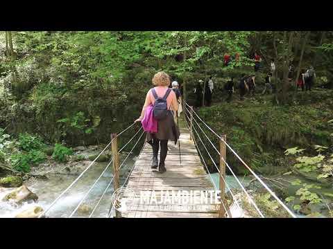 immagine di anteprima del video: Il Sentiero della Libertà nella Valle dell'Orfento