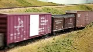 Train # 111, IF - WP