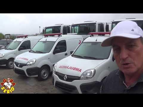 Prefeito Ayres Scorsatto conquista mais 3 Ambulâncias para a Saúde de Juquitiba