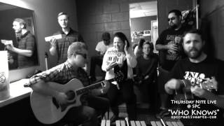 Who Knows - Zac Brown Band - TNL Cover