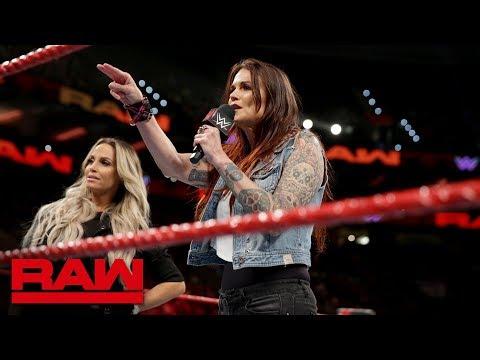 Alexa Bliss & Mickie James think Trish Stratus & Lita's time has passed: Raw, Oct. 15, 2018