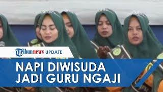 Wisuda Guru Ngaji dari Warga Binaan Lapas II Malang