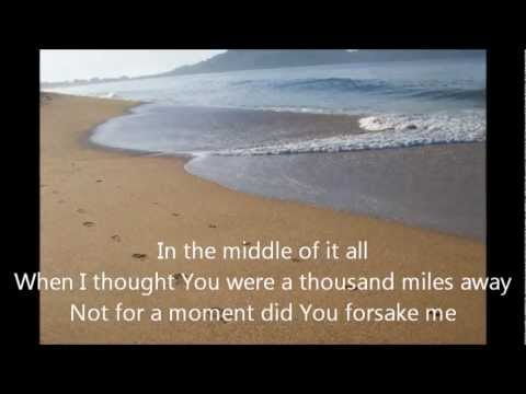 Not For A Moment (After All) - Meredith Andrews (with Lyrics) Mp3