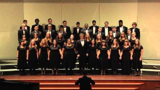 Albright College Concert Choir Sings One Voice