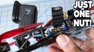 FPVCycle/KababFPV Glide Frame   MUST DO GoPro Hero TPU Mount Fix