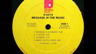 A Prayer The O'Jays 1976
