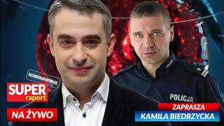 Krzysztof GAWKOWSKI, Maciej Karczyński – były rzecznik ABW [NA ŻYWO] Super RAPORT