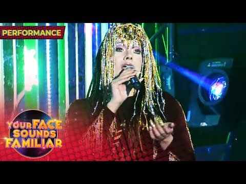 [PH Show]   Christian Bables as Cher | Strong Enough | Your Face Sounds Familiar 2021