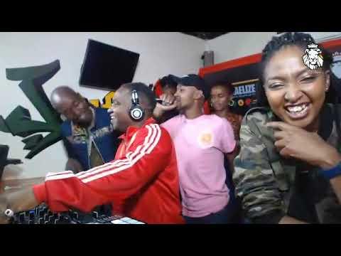 hot live reggae mix with pretty ladies inside jamdown shafflas tv