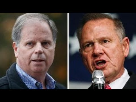 Big names rally supporters in Alabama Senate race