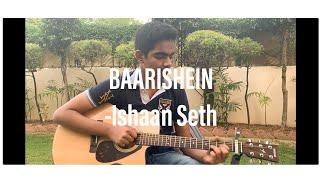 BAARISHEIN  ANUV JAIN | GUITAR COVER
