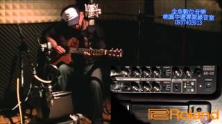[三一樂器]Roland AC-33 電木吉他音箱 中文介紹