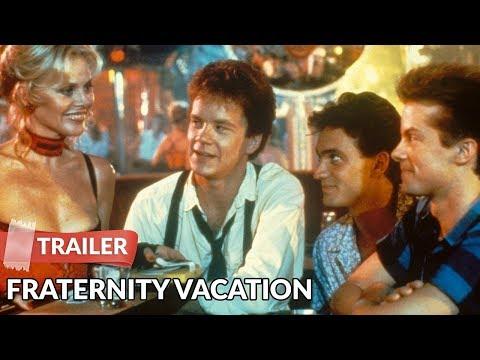 Fraternity Vacation 1985 Trailer   Stephen Geoffreys   Sheree J. Wilson