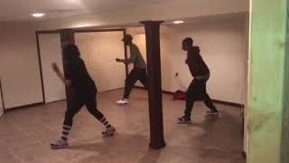 Line Dance: Unchained by Demetrius, RaShan, and Shante' (SILK)