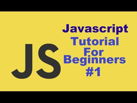 Javascript Tutorial For Beginners 1 # JavaScript Introduction