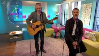 Wet Wet Wet - The Big Picture Tour 2016 interview & Gypsy Girl - Sunday Brunch