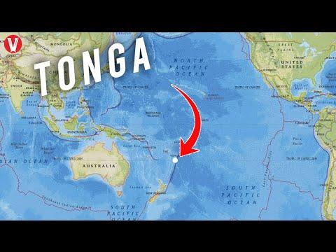 Negara Kepulauan di Polynesia, Inilah Sejarah dan Fakta Negara Tonga