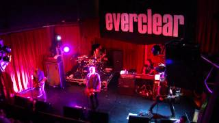 Electra Made Me Blind Everclear Perth 14 October 2012