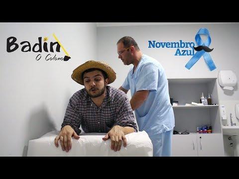 Trattamento della prostata per linfezione
