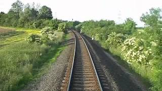 preview picture of video 'The Line Szombathely - Csorna (Nr. 16) 2008'