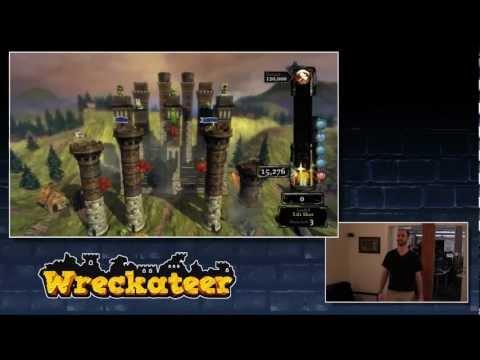 Видео № 1 из игры Wreckateer (код для загрузки) [X360, Kinect]