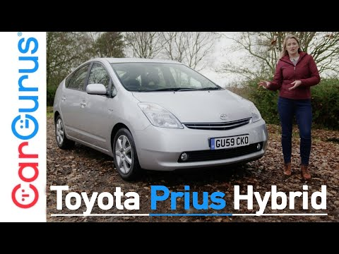 Toyota Prius Retrospective: Why Toyota's hybrid is a true pioneer | CarGurus UK