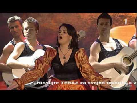 OTO 2008 Petra Polnišová Speváčka roka