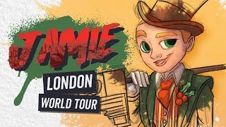 Subway Surfers World Tour 2018 - Jamie