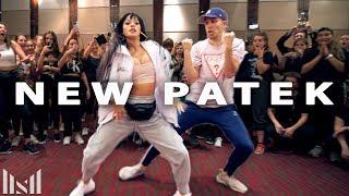 """LIL UZI VERT - """"New Patek"""" Dance   Matt Steffanina ft Ivana (Europe Tour)"""