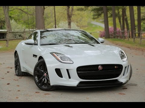 2016 Jaguar F-Type Review