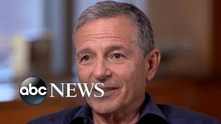 Bob Iger on his defining moments as Disney CEO I Nightline