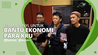 Grup Musik NOAH Lelang Vinyl untuk Bantu Ekonomi Kru Label yang Terdampak Pandemi Covid-19