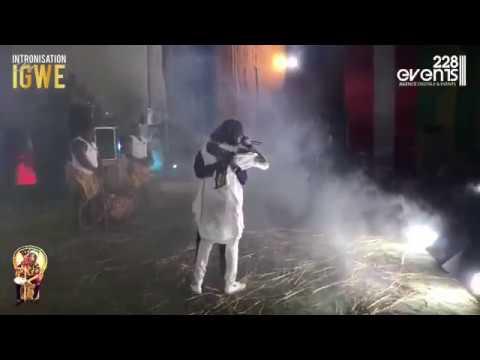 BlackT igwe concert le 23 novembre 2018 (Full video)