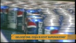 Geloof ons: Cola is echt supergezond* - Z TODAY