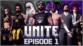 UNITE WWE Games Community Show - Episode 1 LIVE NOW!