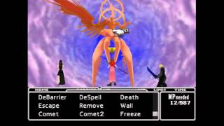 Final Fantasy VIII - Boss Fight: Tonberry King - Самые