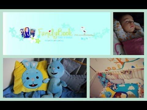Schlafen im eigenen Kinderzimmer l Eingewöhnung ans eigene Bett l Unser Schlafritual l Familybook