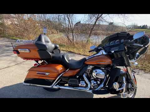 2014 Harley-Davidson Ultra Limited in Muskego, Wisconsin - Video 1