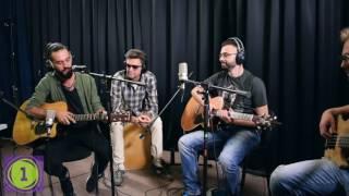 """Группа ДеньВосьмой  - концерт в программе """"Своя студия"""" на Радио 1"""