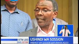 Sossion amepata afueni baada ya korti kumuidhinisha kama katibu mkuu wa KNUT
