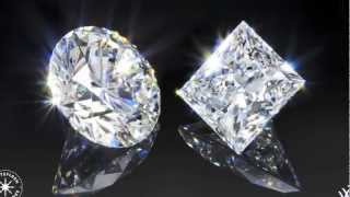 Selecting a Loose Diamond Shape: Round Cut vs Princess Cut