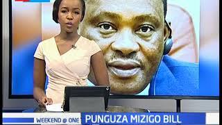 National Assembly speaker Justin Muturi hails MCAs for rejecting Aukot\'s punguza mzigo bill